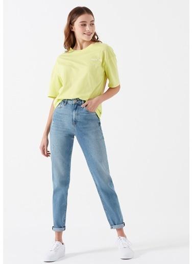 Mavi Jean Pantolon | Cindy - Mom İndigo